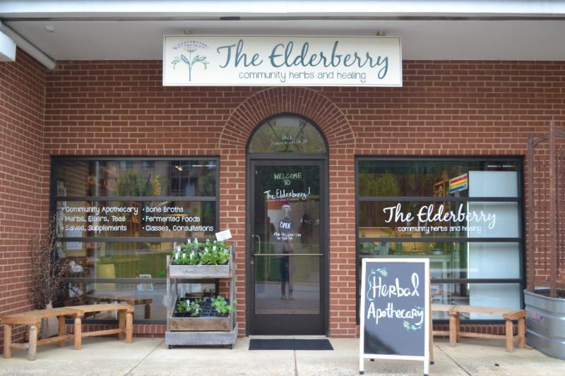 The Elderberry