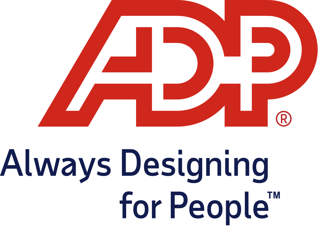 ADP Always Designing for People logo