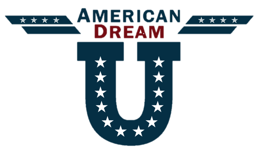 American Dream U logo