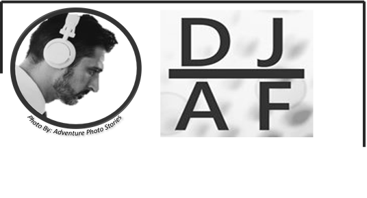 DJ Adam Freeman Logo