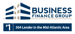 Business Finance Group | #1  504 Lender in the Mid-Atlantic Area