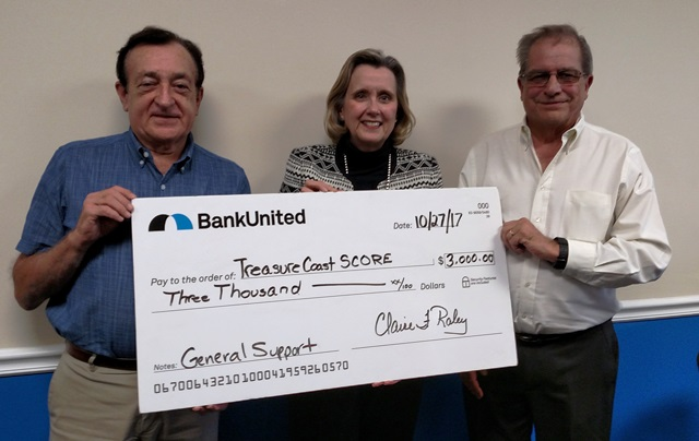 BankUnited Check Presentation