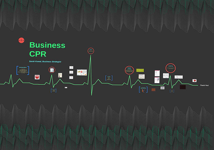 Business CPR First Slide
