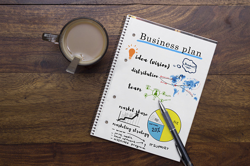 5 Ways You Can Make Writing a Business Plan Less Intimidating