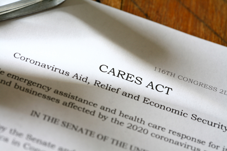 A Comprehensive Guide to The CARES Act Financing Available for Small Businesses