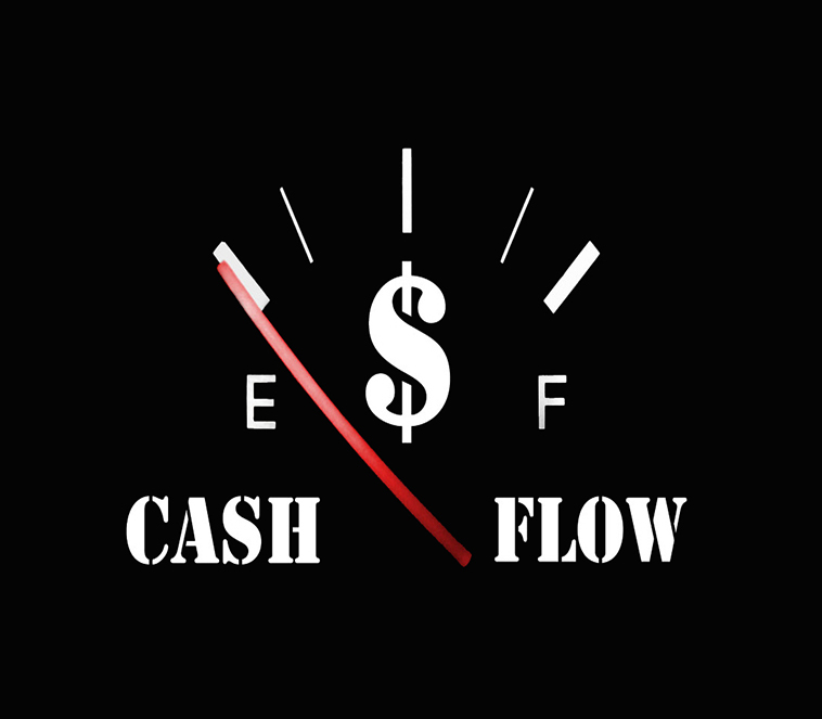 Monthly Cash Flow Template