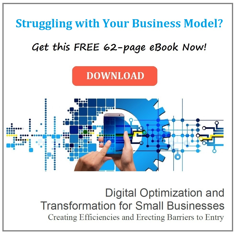Digital Optimization and Transformation for Small Businesses eBook