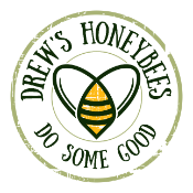 Drew's Honeybees logo