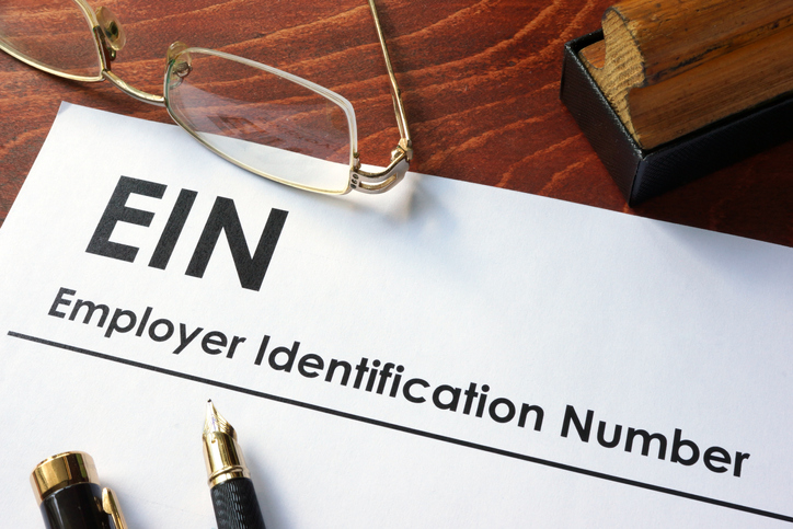 EIN employer identification number