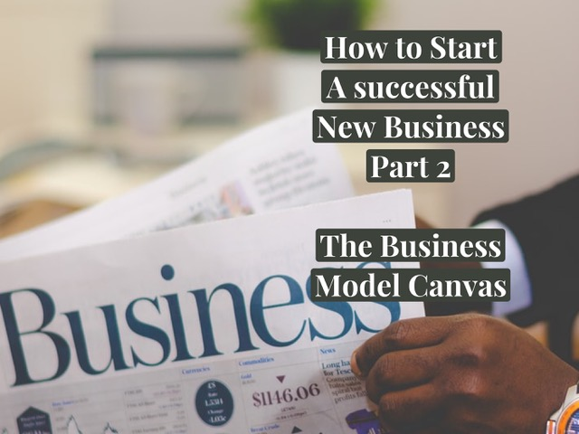 Part 2 Business Essentials - Business Model Canvas: Find Your Strategy Gaps