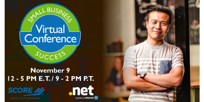 Register for our November 9th Small Business Virtual Conference