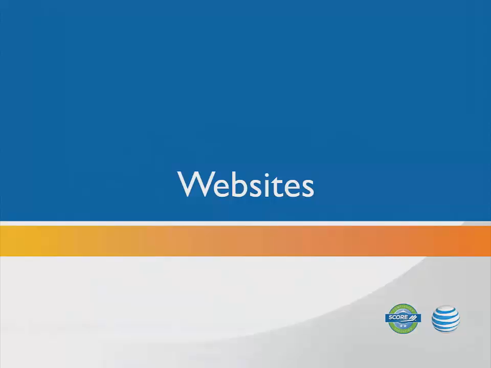 Business Technology Program : Websites webinar (2 of 4)