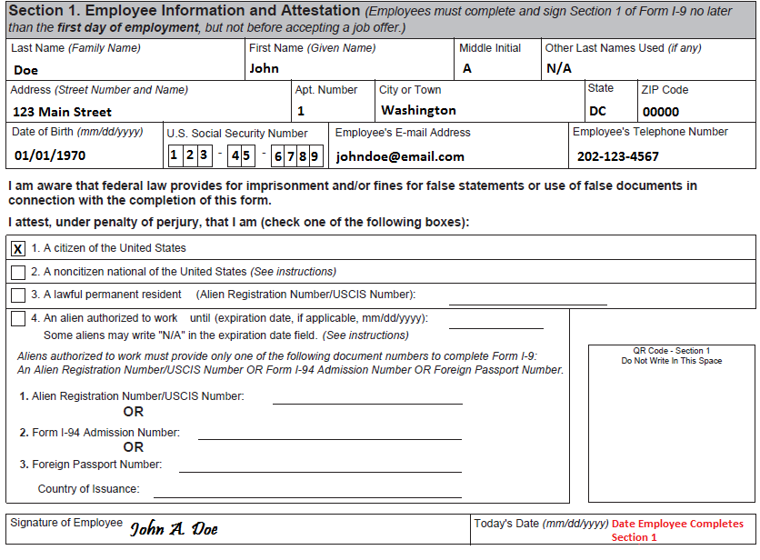 form i-9 inspection  Employers: Failure to Comply with this Form is a Big Mistake