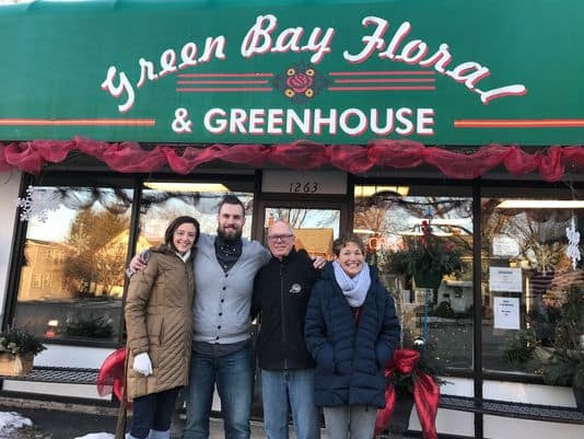 New Green Bay Floral Owners Find Niche