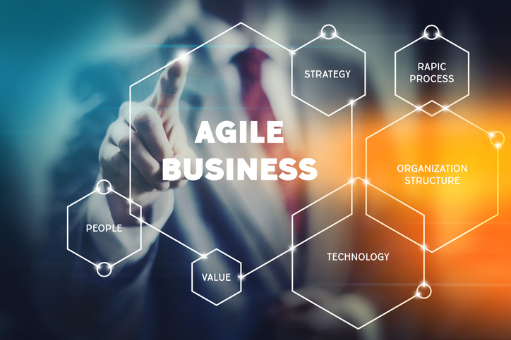 Maintaining an Agile Company: Tips to Respond to Changing Markets and Changing Customers