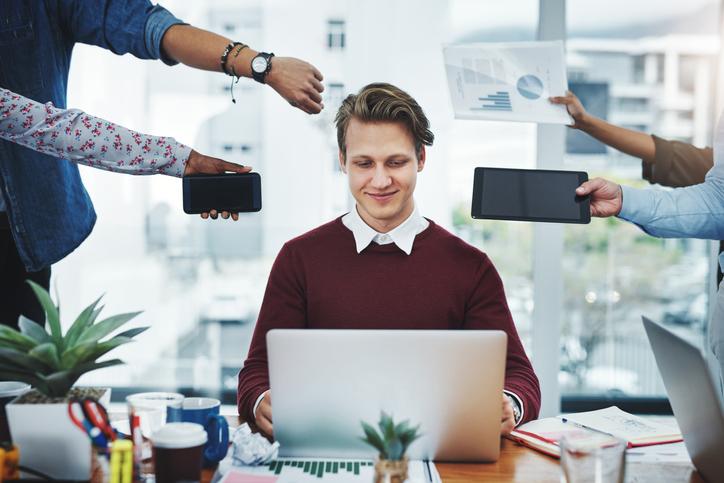 Time management and effective delegating