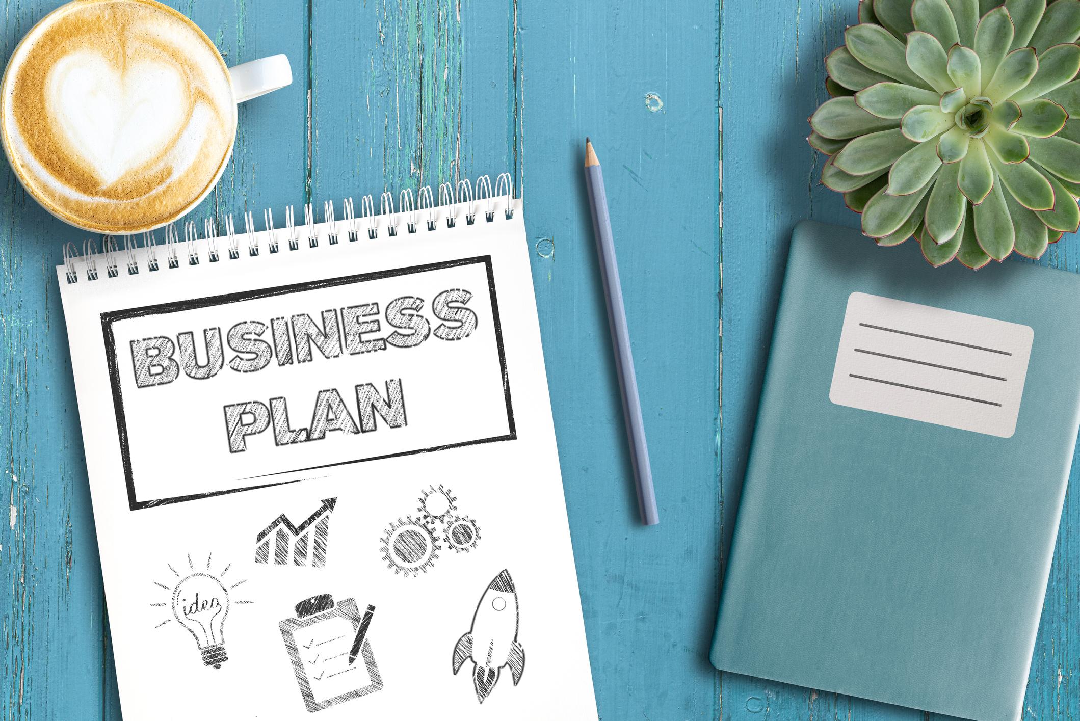 Creación de un Plan de Negocios