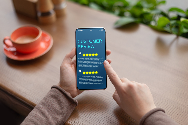 Increase Your Sales with Online Reviews
