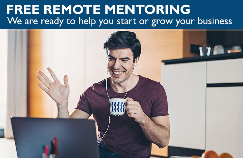 Free Remote Mentoring for Entrepreneurs and Small Business Professionals