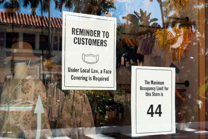 Checklist: Reopening Your Retail Store After the Coronavirus Shutdown