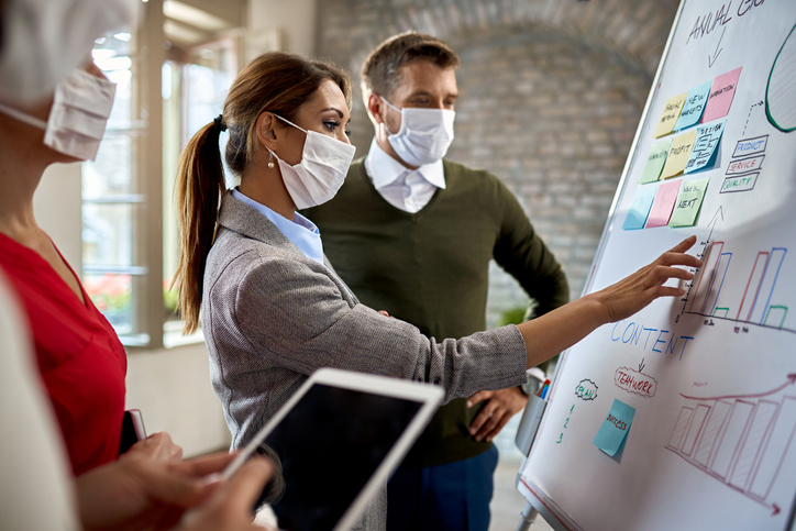 Re-Strategize Your Business Planning to Prevail the Pandemic