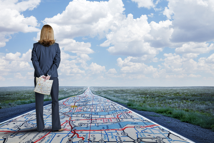 starting your journey with a roadmap