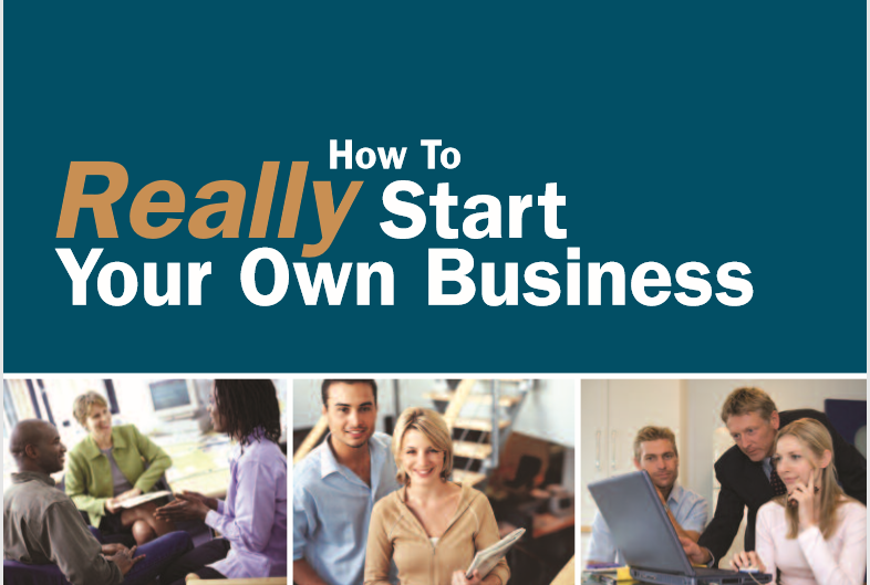 How To Really Start Your Business