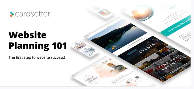 Website Planning 101: Take your first step to website success!