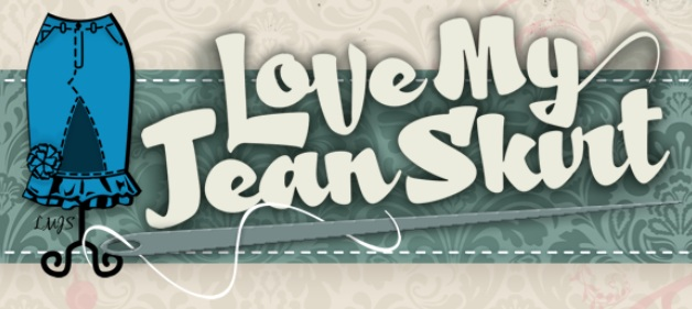 Love My Jean Skirt logo