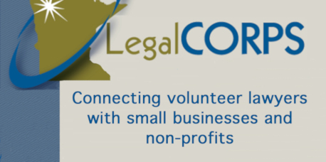 LegalCORPS logo