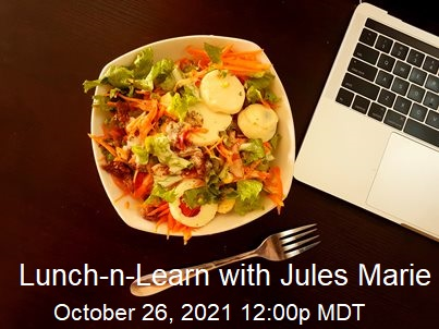 Lunch-n-Learn | Captivating Content Creation for Websites that Convert!  Fee $25