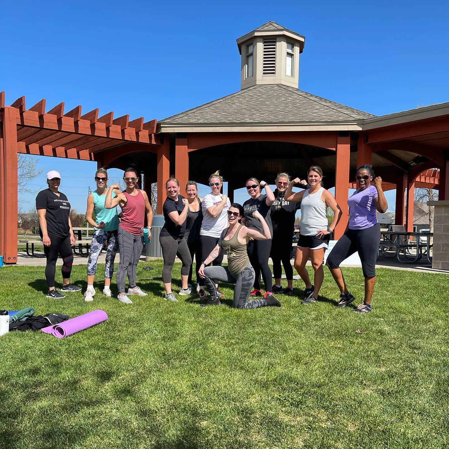 MPowHer Fit Group Workout