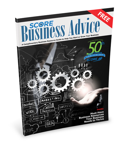 SCORE Business Advice Magazine