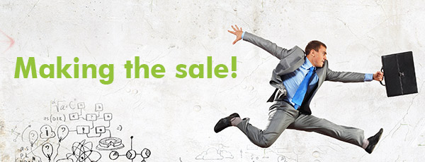 ONLINE: Making the Sale