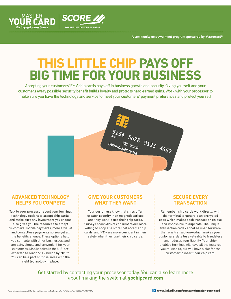 This Little Chip Pays Off Big Time For Your Business
