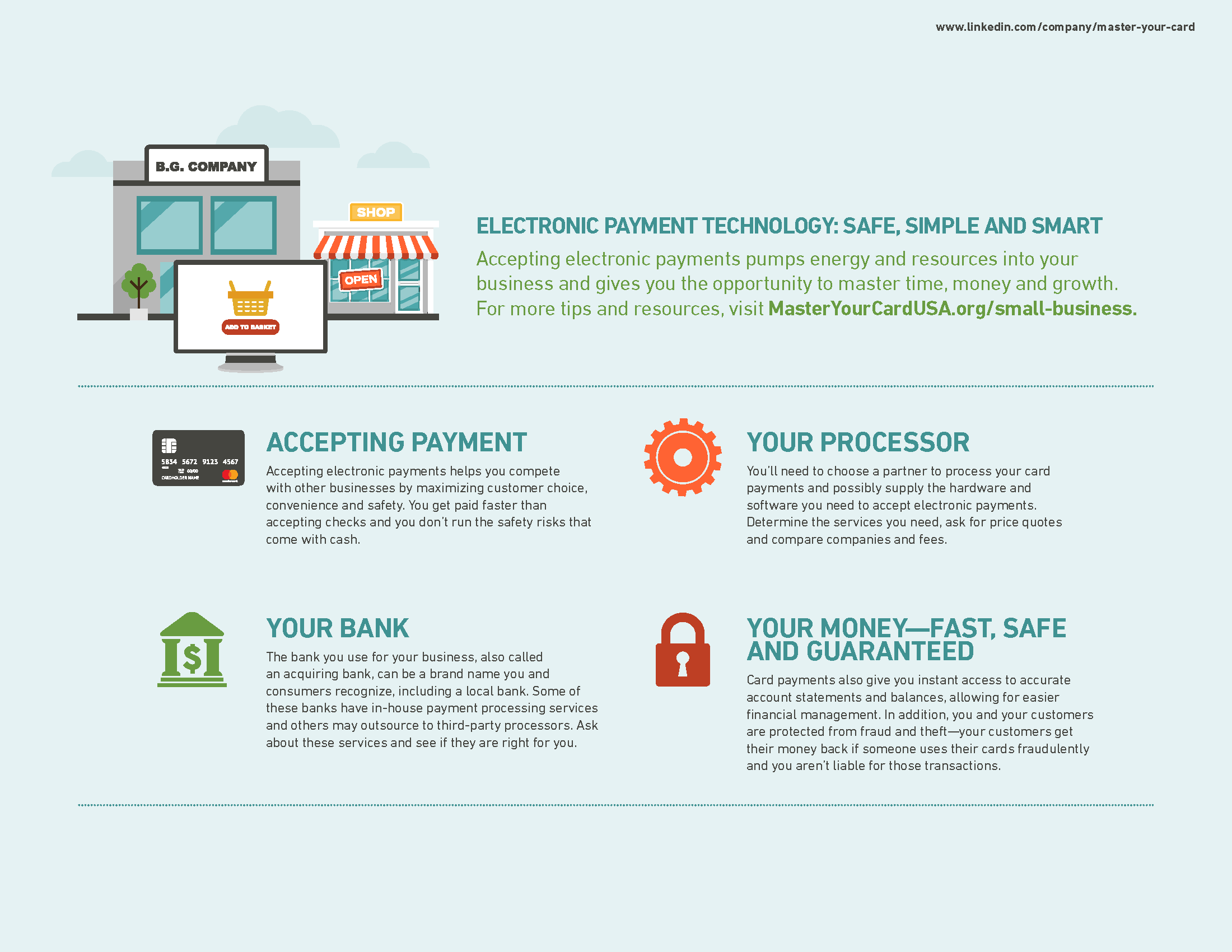 How Electronic Payments Work for Your Business | SCORE
