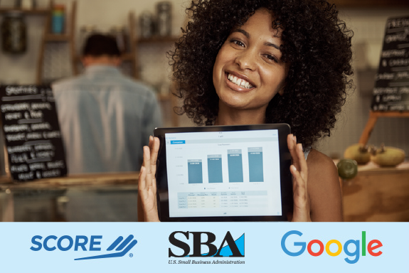 Grow your business online.