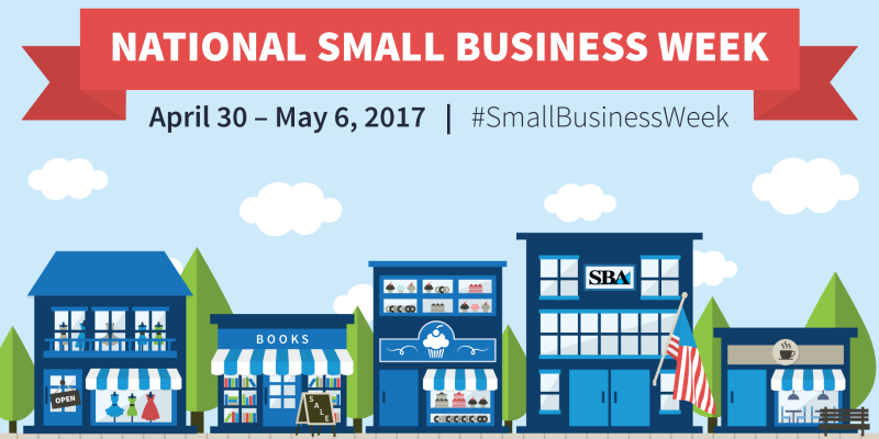Celebrating Success During Small Business Week