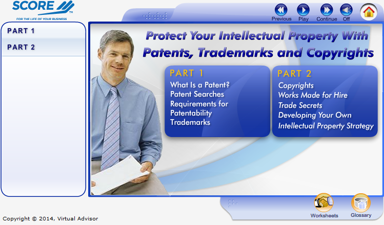 Protect Your Intellectual Property with Patents, Trademarks, and Copyrights