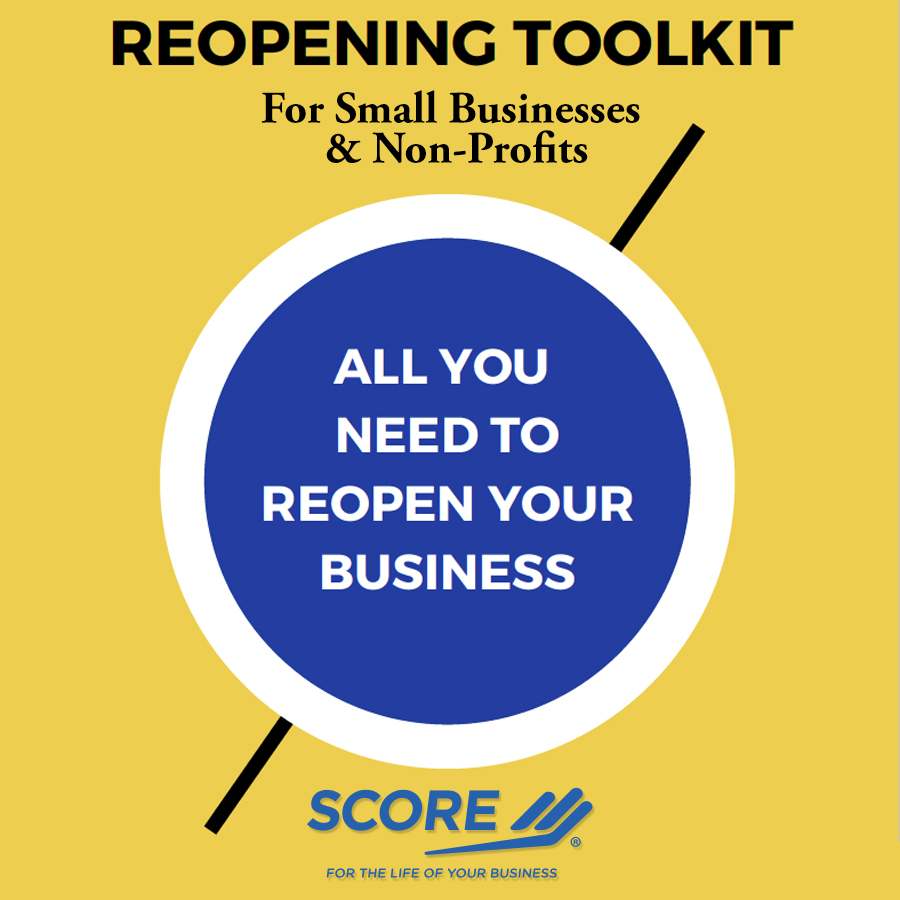 Reopening Tool Kit from SCORE