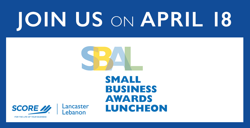 2017 Small Business Awards Luncheon