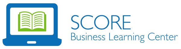 Sign up for the SCORE Business Learning Center