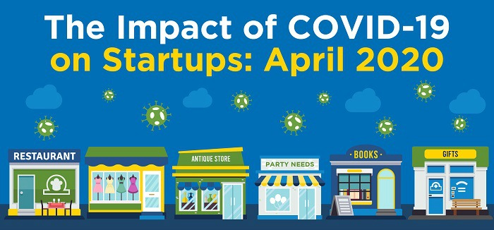 Infographic: The Impact of COVID-19 on Startups - April 2020