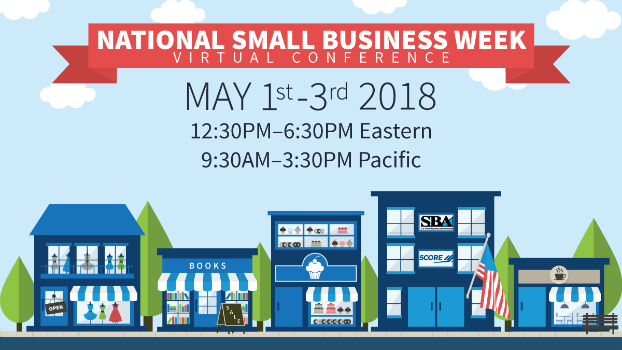 Register for the National Small Business Week 3-Day Virtual Conference