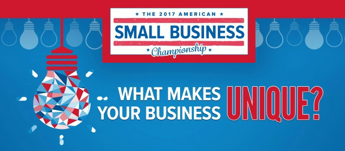 Meet the 2017 American Small Business Champions!