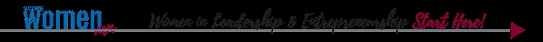 SCORE Women MN logo - Women in Leadership and Entrepreneurship Start Here