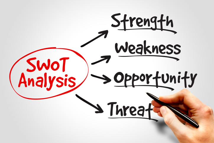 personal swot analysis example student