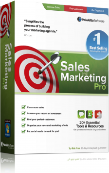 Sales & Marketing Plan Software