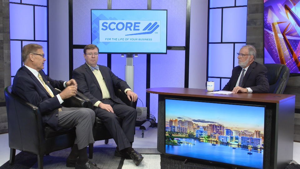 SCORE TV Series on selling your company
