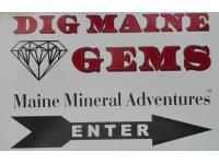 Maine Mineral Adventures